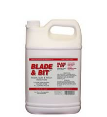 Boeshield Blade & Bit™ Resin, Gum and Pitch Remover 1 Gallon