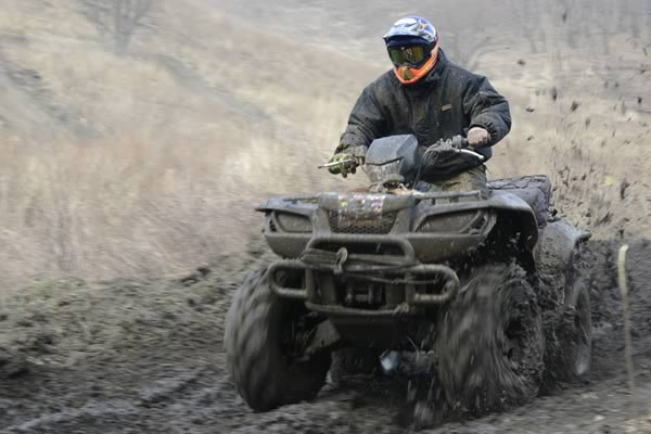Clean, lubricate and protect your outdoor powersports equipment with Boeshield T-9®.