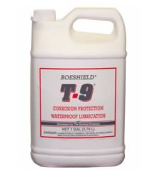 Boeshield T-9® Waterproof Lubrication and Rust and Corrosion Protection 1 Gallon